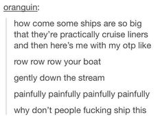 did you mean erikat with thE BIGASS KAREZI SHIP NEXT TO ME IT'S LIKE THE FUCKING S.S. TIPTON ALTHOUGH I WISH IT WAS THE TITANIC SO IT WOULD SINK BECAUSE I HEAVILY DISLIKE THAT SHIP