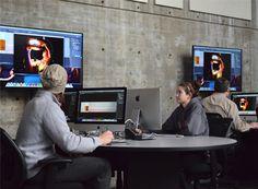 Check out our new Digital Media Arts lab! #fancy #techy #DigitalMediaArts