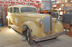 Colonial Inn Museum - Mudgee Historical Society Inc :: Mudgee's legendary Packard ambulance