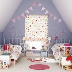 Christmas Decoration Ideas for Children's Bedrooms