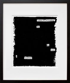 """Adventures of an Art Teacher - cool visual poetry inspired by Austin Kleon author of """"Steal Like an Artist"""".  Make poetry by black out words not needed to make a new meaning."""