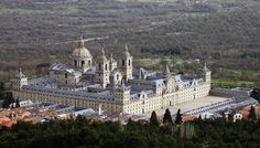 Private Day Tour of Madrid Higlights with Visits to Escorial Monastery and Valley of the Fallen in Spain Europe Escorial Madrid, Visit Madrid, Spanish Speaking Countries, Historical Monuments, Spain And Portugal, Beautiful Places To Visit, Amazing Places, Kirchen, Spain Travel