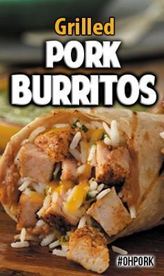 Best leftover pork chop ideas.  Cut chops into cubes, add rice and whatever you have on hand for a quick burrito.