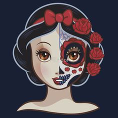 disney princess sugar skull - חיפוש ב-Google