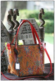 Batik Bag ~ Kunthi Batik