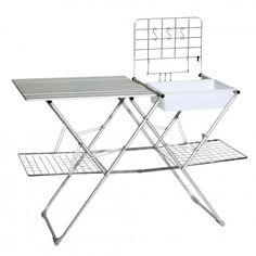 Maison Multi Camp Kitchen - Silver