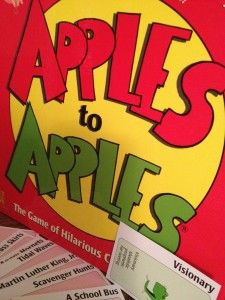Apples to Apples: Innovation Through Orchards of Fun  By Jill Hart @ Collaborativeinnovation.org
