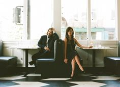 The Civil Wars. Such a solid band shoot.