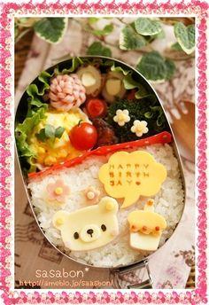 「女の子のお弁当(キャラ弁)」の画像|ずぼらな主婦キャラ弁にはまるっ!!の巻 |Ameba (アメーバ)