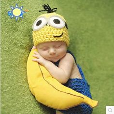 0-12M babe Baby Girls Boys Crochet Knit Costume Photo Photography Prop Outfits disfraz bebe knitted newborn props