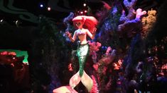 Under the Sea Journey of the Little Mermaid Walt Disney World Magic Kingdom New Fantasyland Complete Ride