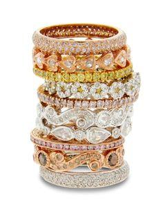 Sethi Couture stacking bands
