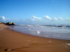 Praia da Galé #Portugal #beach    Endless paradise