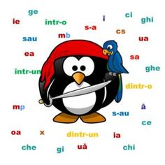 Scrierea corectă a unor cuvinte Donald Duck, Disney Characters, Fictional Characters, Literature, Fantasy Characters, Disney Face Characters