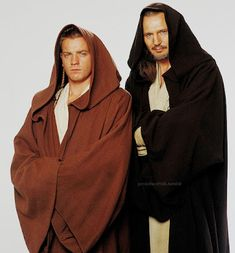 Four Star Wars: Episode I - The Phantom Menace Behind-the-Scenes Photos