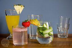Drink jezelf gezond! Nutribullet, Om, Alcohol, Kitchen Appliances, Table Decorations, Drink, Rubbing Alcohol, Cooking Ware, Home Appliances