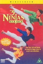 "3 Ninjas Kick Back - ""Ninja? I really wanted to go there to learn how to be a Sumo Wrestler. You know how much those guys get to eat everyday?"""