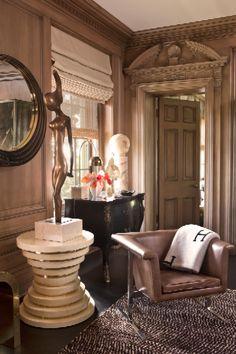KELLY WEARSTLER | INTERIORS. Hillcrest Estate, Master Bedroom