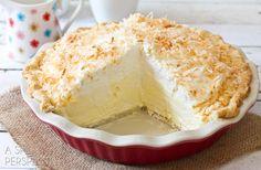 Coconut Cream Pie - Coconut Cream Recipes