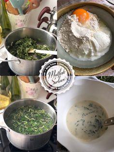 Yoğurtlu Semizotu Çorbası – Mutfak Sırları – Pratik Yemek Tarifleri Hummus, Dairy, Eggs, Cheese, Breakfast, Ethnic Recipes, Food, Rice Soup, Dressing