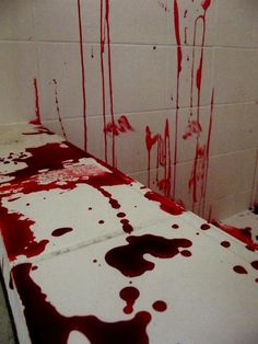 looks like that time Taylor murdered somebody in a truck stop bathroom... (VtR)
