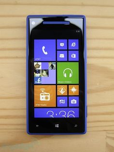 HTC Windows Phone 8X review (AT model) - Engadget Galleries