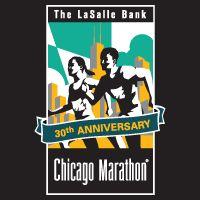 First Marathon - Chicago 2007