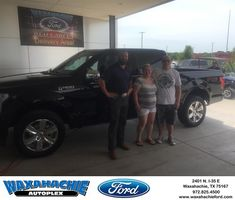 Waxahachie Ford Customer Review  We just bought our 4th truck from Justin Bowers in 2 years! He's the best at Waxahachie Ford to work with!!!  Shannon, https://deliverymaxx.com/DealerReviews.aspx?DealerCode=E749&ReviewId=60907  #Review #DeliveryMAXX #WaxahachieFord