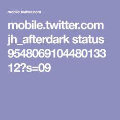 mobile.twitter.com jh_afterdark status 954806910448013312?s=09