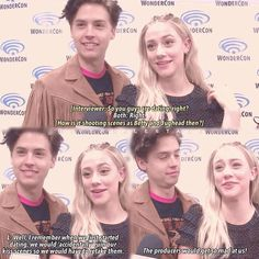 [NOT REAL] please DO NOT tag the two actors in the comments :) this is meant for fun and we don't wanna annoy them - q: Lili or Cole? - ps obviously this would never happen in real life. they are professionals after all