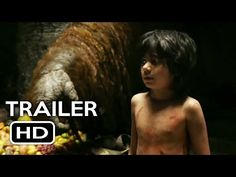 The Jungle Book Official Trailer #1 (2016) Scarlett Johansson Live-Action Disney Movie HD - YouTube