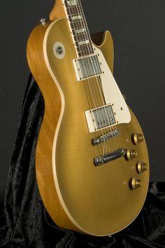 Gibson Custom Shop 1957 Les Paul Goldtop V.O.S. Lightly Aged