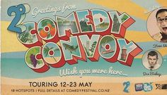 2° Comedy Convoy image Event Guide, Wish You Are Here, Follow Me, Comedy, Image, Comedy Theater, Funny Movies