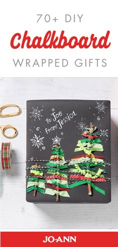 if you love the idea of making your own christmas wrapping this yearyou have - Joann Fabrics Christmas Decorations