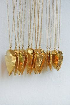 .Neat  Gold Necklace...