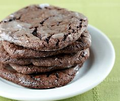Cloves (Recipe: Chocolate spice cookies) {The Perfect Pantry} Italian Wedding Cookies, Italian Cookies, Chocolate Sugar Cookies, Chocolate Recipes, Cookie Recipes, Dessert Recipes, Spice Cookies, Vegetarian Chocolate, Holiday Recipes