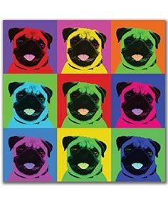Pug-Pop-Art-Repeating-Squares-4x4in-Square-Decal-Sticker-0-325x390.jpg (325×390)