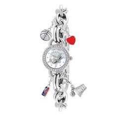 Toronto Raptors NBA Women's Charm Series Watch