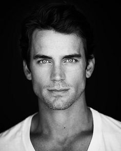 Matthew Bomer, look at that square jaw;) im drooling ha