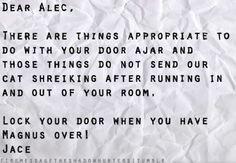 Inappropriate behaviour ...