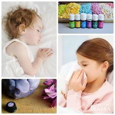 The best ways to use essential oils for your kiddos!