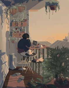 Uploaded by Find images and videos about gif, art and illustration on We Heart It - the app to get lost in what you love. Art Inspo, Kunst Inspo, Inspiration Art, Art And Illustration, Korean Illustration, Cartoon Illustrations, Aesthetic Anime, Aesthetic Art, Aesthetic Drawing