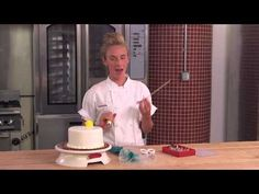 Cake Boss Decorating Tip - Buttercream Roses - YouTube