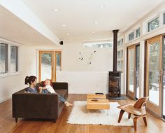 Warm Up for Winter with a Wood-Burning Stove | Dwell