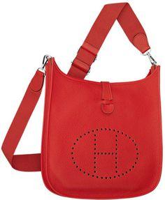 Hermes Evelyne III | Hermes Evelyne Iii in Red (red2)