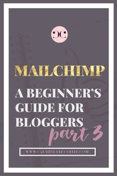 Part 3 of the Beginner's Guide To MailChimp Series. This week covering how to set up automations, how to install tracking for your eCommerce interrogations and how to segment your MailChimp lists