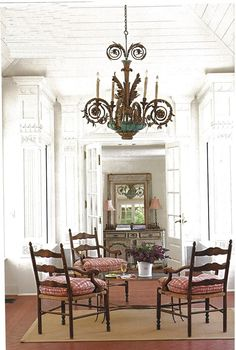 What's not to love about those Swedish country interiors!