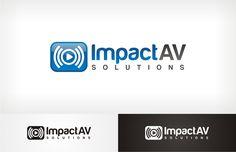 Create the next logo for Impact AV Solutions by John We