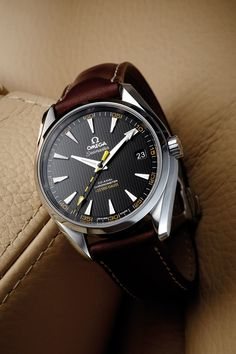 High Notes Omega Seamaster Aqua Terra 15000 Gauss