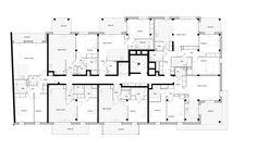 Gallery - Housing and Shops Complex / Ameller, Dubois & Associés - 14
